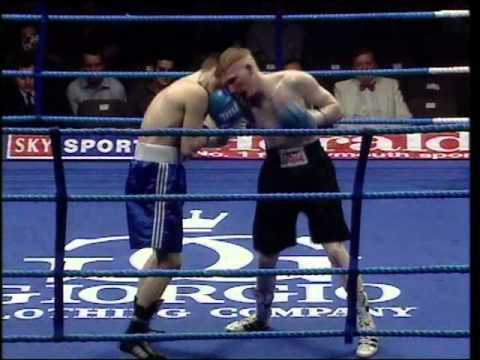 Boxing - Lee Meager vs Jason White