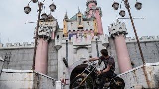 ABANDONED Theme Park DREAMLAND - JAPAN (DISNEY INSPIRED)