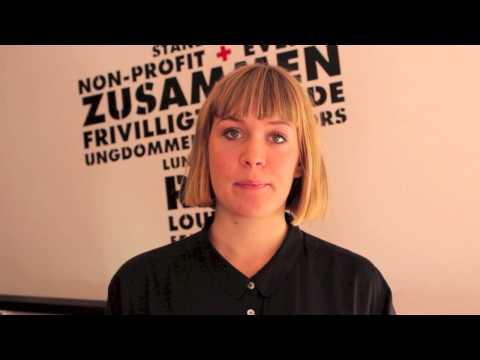 Amalie Utzon er ny formand for Ungdommens Røde Kors