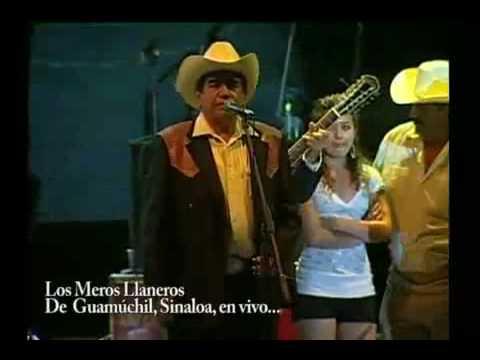 Los Llaneros de guamuchil La Canelera
