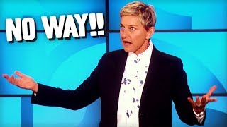 10 Times Ellen DeGeneres SHOCKED EVERYBODY!