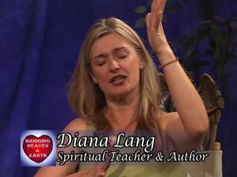 Bridging Heaven &amp; Earth Show # 203 with Diana Lang and Mantram Music Videos
