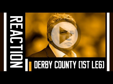 Derby County v The Tigers | Reaction With Steve Bruce | 14th May 2016