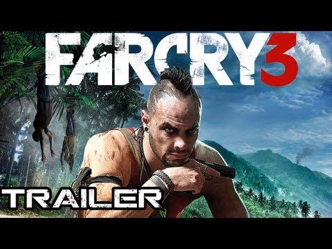 Far Cry 3 - Trailer [HD][HQ]