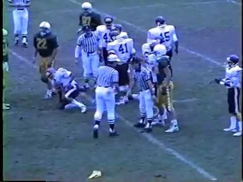 Livingston vs. Morristown 1987