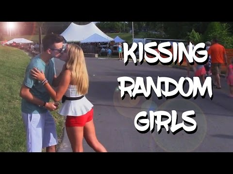 How To Get Girls to Kiss You (Kissing Random Hot Girls)