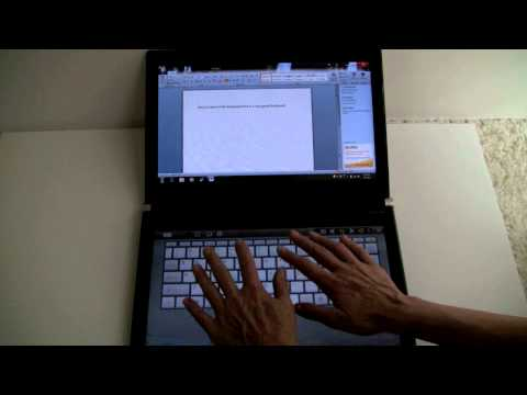 Acer Iconia 6120 Dual Touchscreen Laptop Review