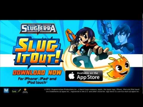 Slugterra: Slug it Out!Slug it Out! is a fast-paced action puzzle game
