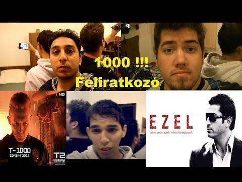 Roma News - 1000 feliratkozó !!!!!!!!!!!