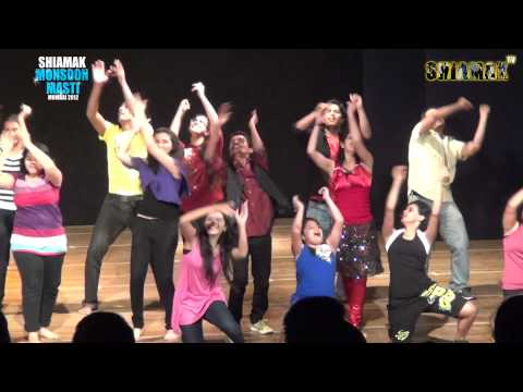 Dil Garden Garden   SHIAMAK'S Monsoon masti Batch    Mumbai 2012