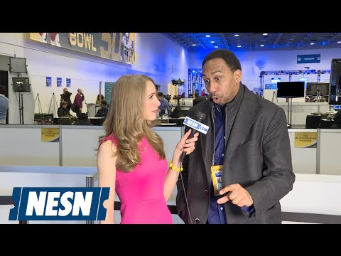 Stephen A. Smith: Bill Belichick Haters 'Shut The Hell Up'