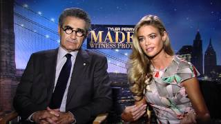 Tyler Perry's Madea's Witness Protection Exclusive: Eugene Levy and Denise Richards