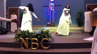 NBC Praise Dancers Ministering to Clean