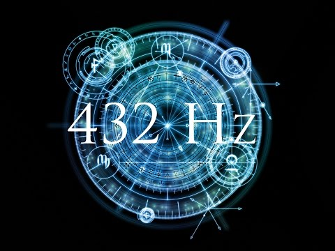 432Hz Deep Theta Meditation ➤ Synchronise Brain Hemispheres | Activate Higher Mind  | Binaural beats