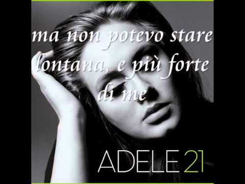 Someone Like You - Adele -Traduzione in italiano Music Videos
