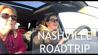 Nashville Roadtrip VLOG | Baby's First Roadtrip!