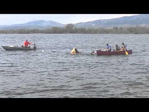 Cardboard Boat Races - Poudre High School