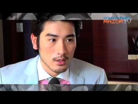 godfrey gao zhang jingchu male models picture
