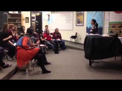 Concert choir mountain view high school Orem Utah
