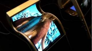 Samsung smartphone with an amazing flexible display HD