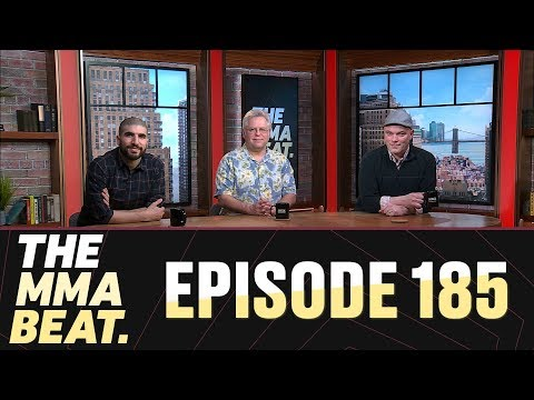 The MMA Beat Live - March 22, 2018