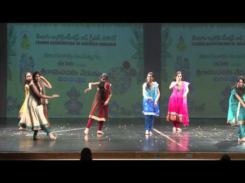 Telugu Song Medley video