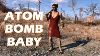 "Fallout 4 ""Atom Bomb Baby"" Musical Gameplay Trailer E3 2015"