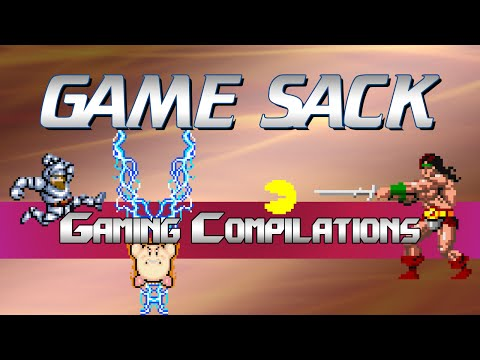 Gaming Compilations - Game Sack