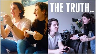 MOVING IN TOGETHER EXPECTATIONS VS REALITY!