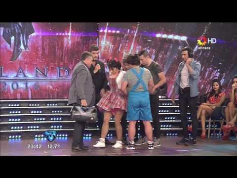 Las imágenes de la grave lesión de Anita Martínez en el Bailando