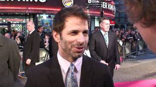 Sucker Punch - Zack Snyder Talks Superman and Justice League @ the UK Premiere of Sucker Punch