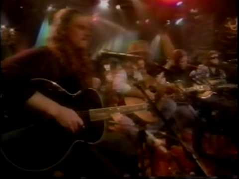 "Allman Brothers ""Sweet Melissa"" - acoustic/unplugged 1990 - Greg Allman & Dickey Betts"