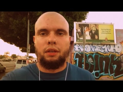 Русский бежит через Американское гетто | Влог 45