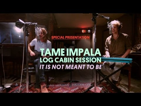 Tame Impala Perform It is not Meant to be