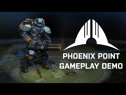 Phoenix Point Pre-Alpha Demo Gameplay (PC Gamer Weekender).