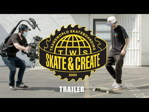 Skate & Create is Back! Street Edition, Coming This November.