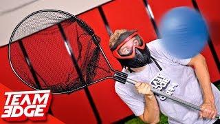 Giant Lacrosse Challenge!