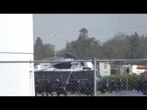 President Obama's Departure