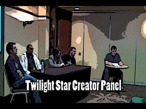 Twilight Star Creator Panel