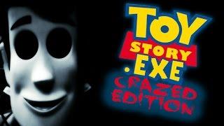 TOY STORY.EXE - CRAZED EDITION! [TOY STORY HORROR PARODY]