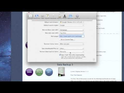 How to Run Demo of Data Rescue 3 - Data Recovery for Mac