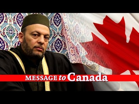 A Canadian Imam's Message to Canadians