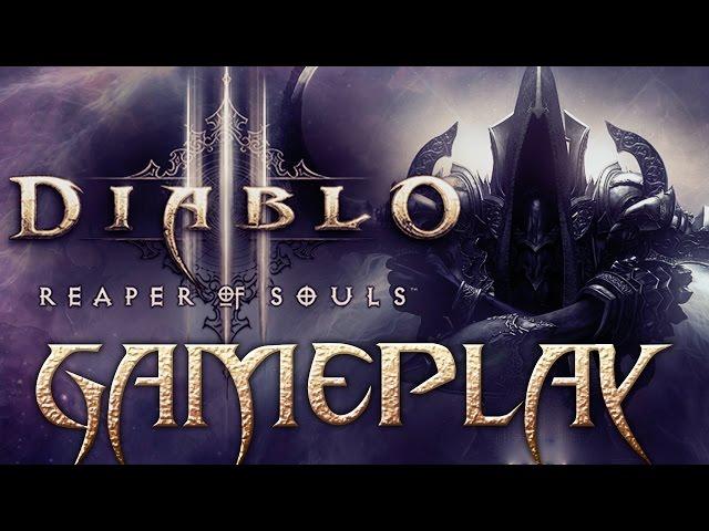 Diablo III Reapers Of Souls Play