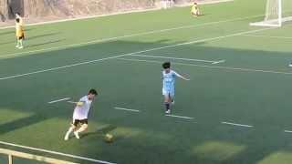 寶覺vs彩虹(2014.4.10.D3學界九龍二區足球丙組)精華