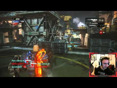 Gears of War Judgment - Domination Multiplayer Gameplay #2