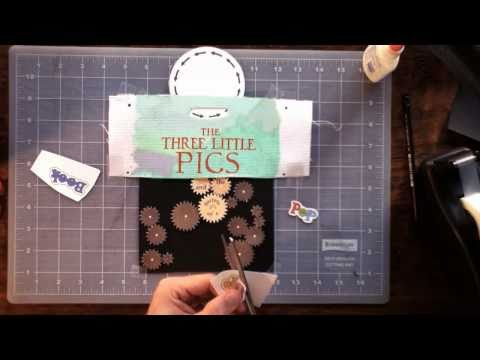 The Three Little Pigs and the Secrets of a Popup Book