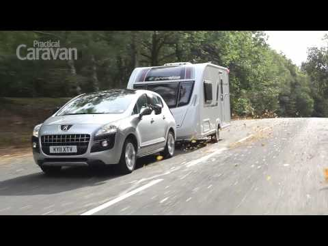 Practical Caravan   Peugeot 3008   Review 2012