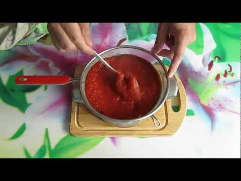 Домашний кетчуп - Вкусно и Просто