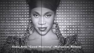 Watch IndiaArie Good Morning video