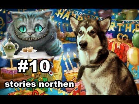 ЧЕШИрский кот - stories northern 10